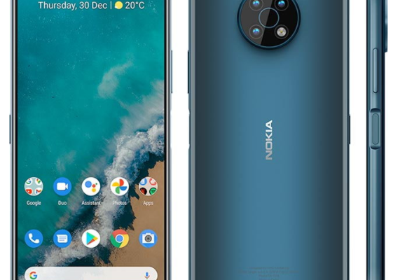 Nokia G50 5G, Nokia's most beautiful 5G mobile phone